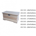 Ref. 433 caixa arcón
