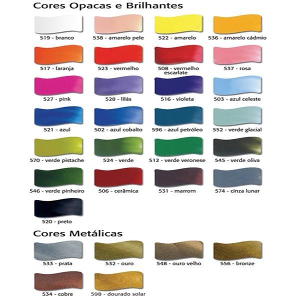 Esmalte-Acrilex-37ml-Carta-cores