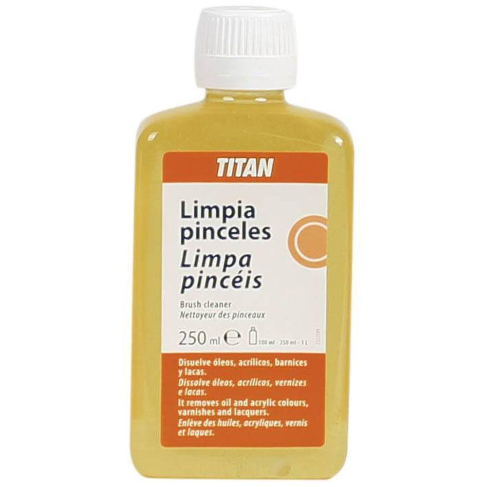 Limpiapinceles-Titán