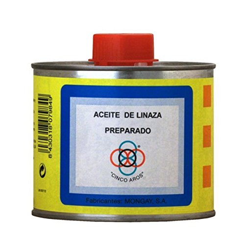 Aceite Linaza Mongay 500ml