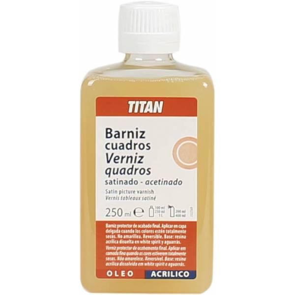 Verniz pincel Titán 250ml/1L Bri/Mat/Sat