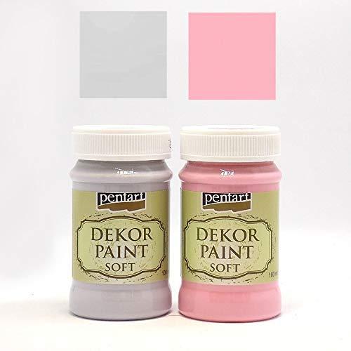 Pintura Soft Chalk Pentart 100ml
