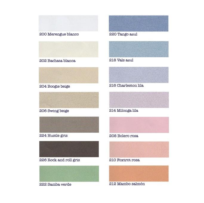 Pintura Chalk Titan-carta de cores