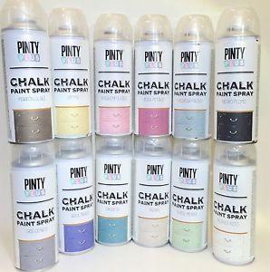 Spray Pinty Plus Chalk 400ml